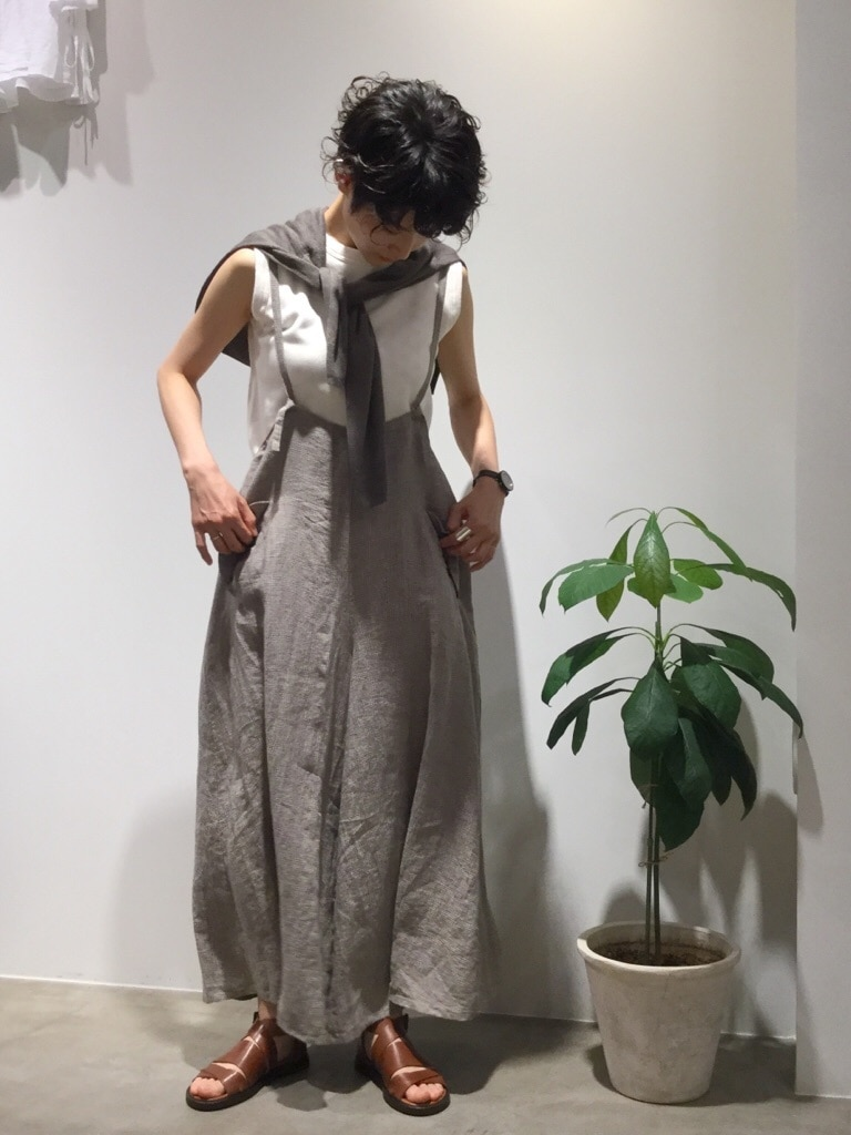 yuni / bulle de savon 京都路面 身長:158cm 2020.06.09