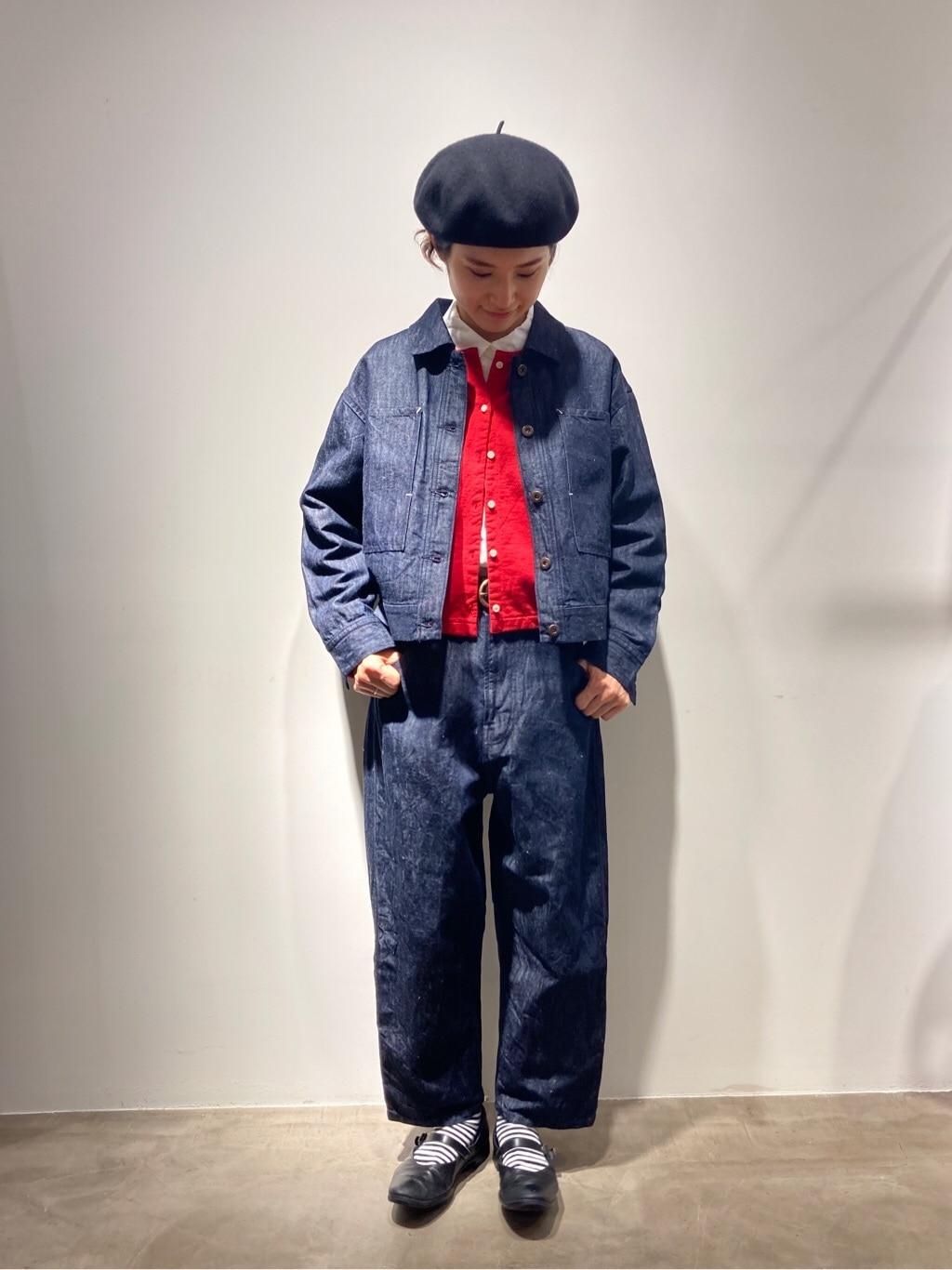 yuni / bulle de savon 京都路面 身長:159cm 2020.09.09