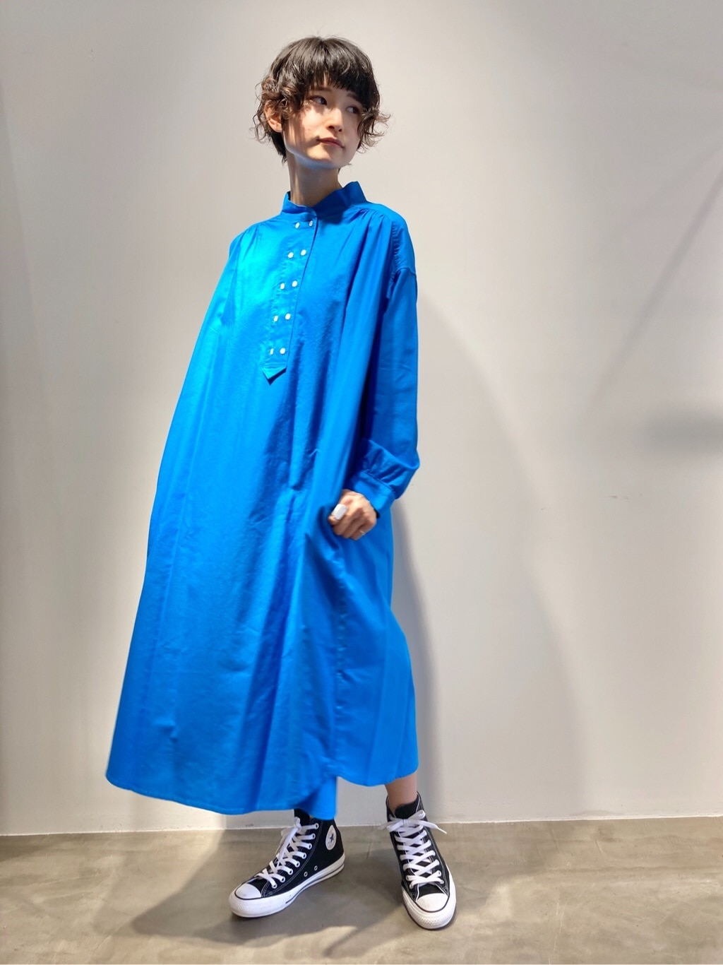 yuni / bulle de savon 京都路面 身長:159cm 2020.08.17