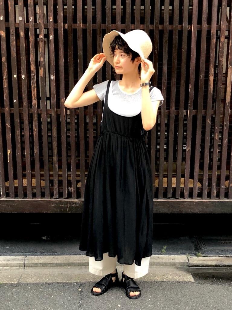yuni / bulle de savon 京都路面 身長:159cm 2020.06.15