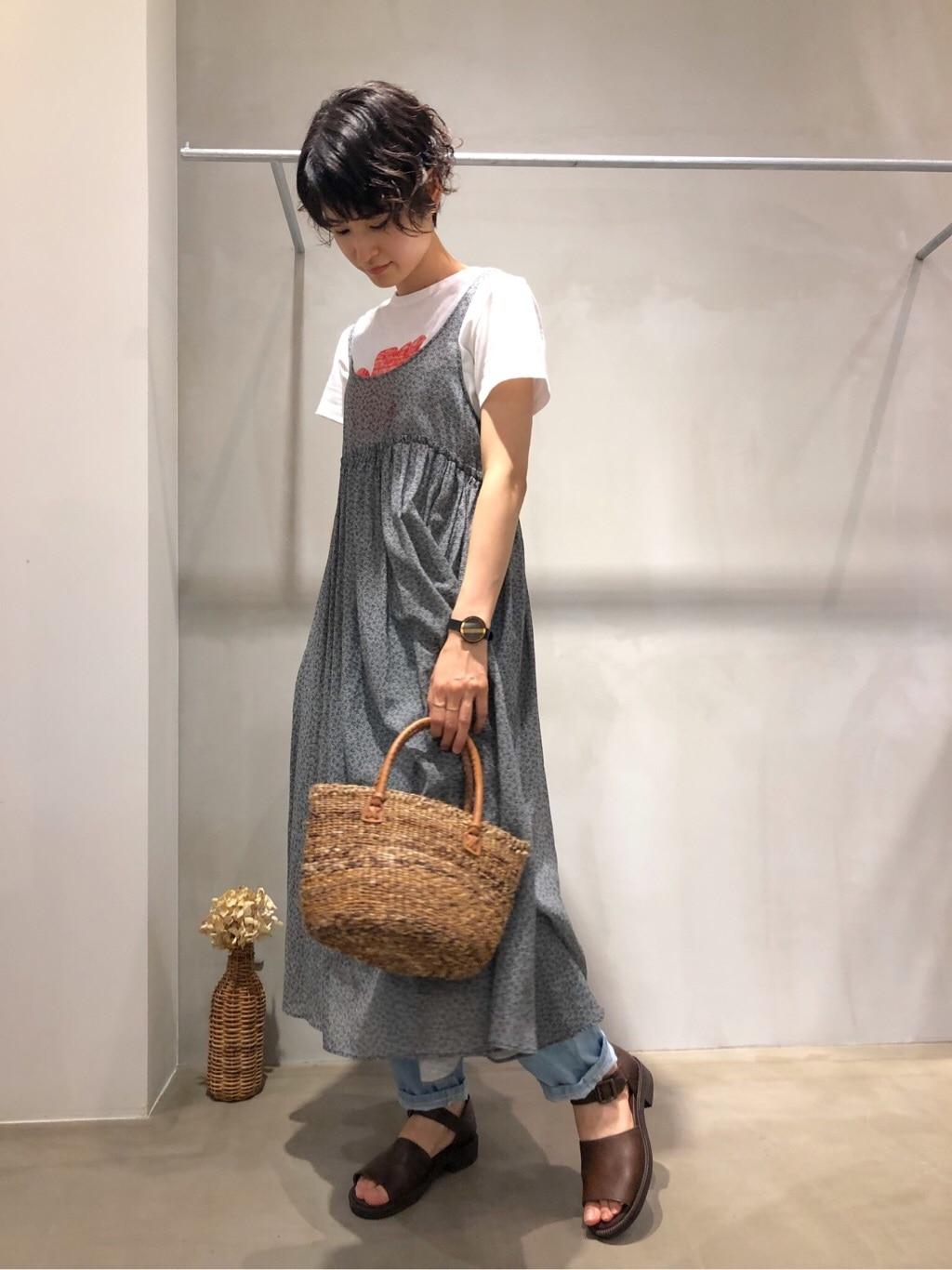 yuni / bulle de savon 京都路面 身長:159cm 2020.07.30