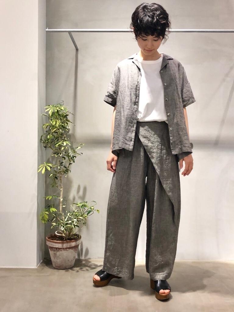 yuni / bulle de savon 京都路面 身長:158cm 2020.06.11