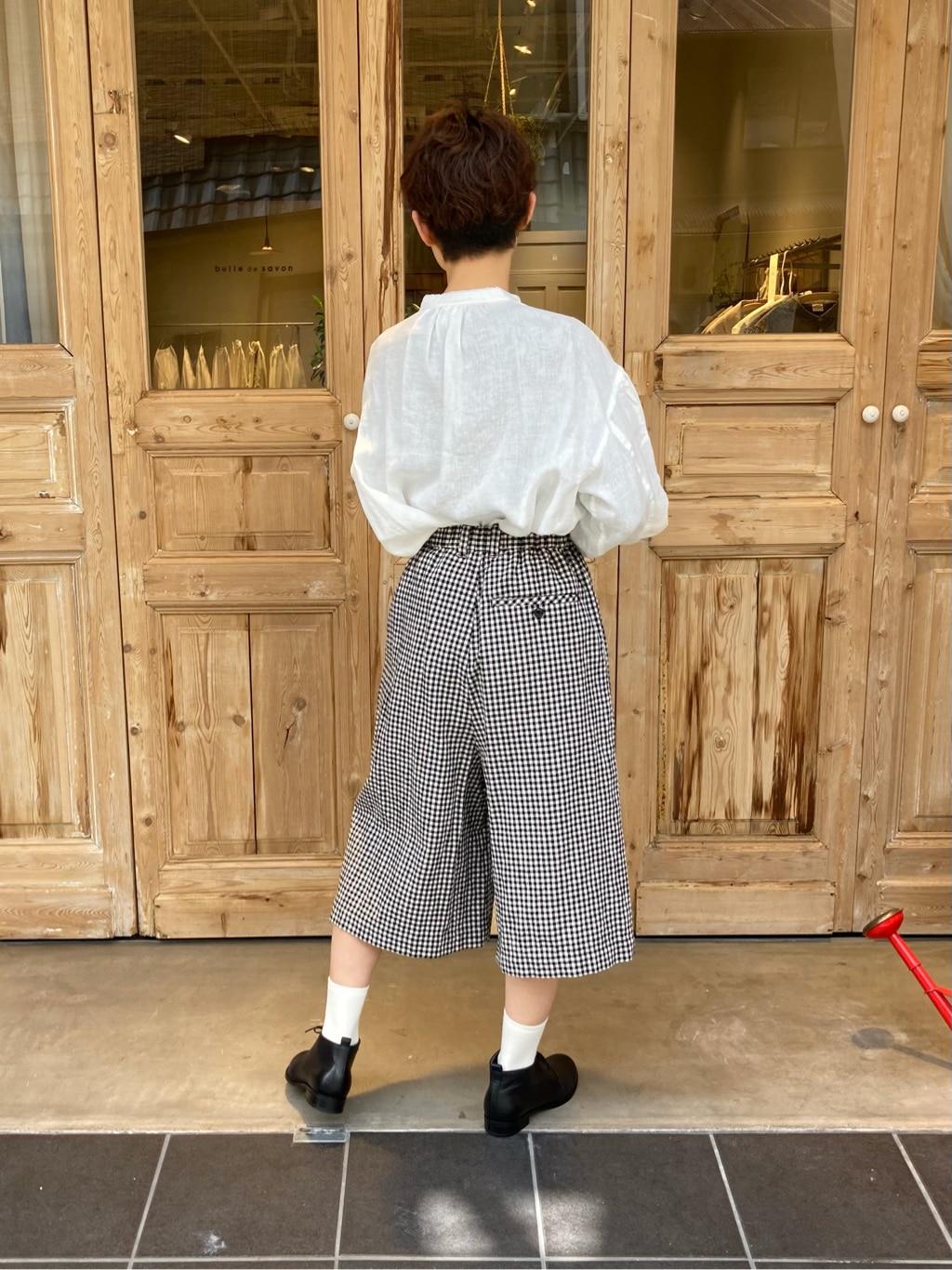 yuni / bulle de savon 京都路面 身長:159cm 2021.02.17