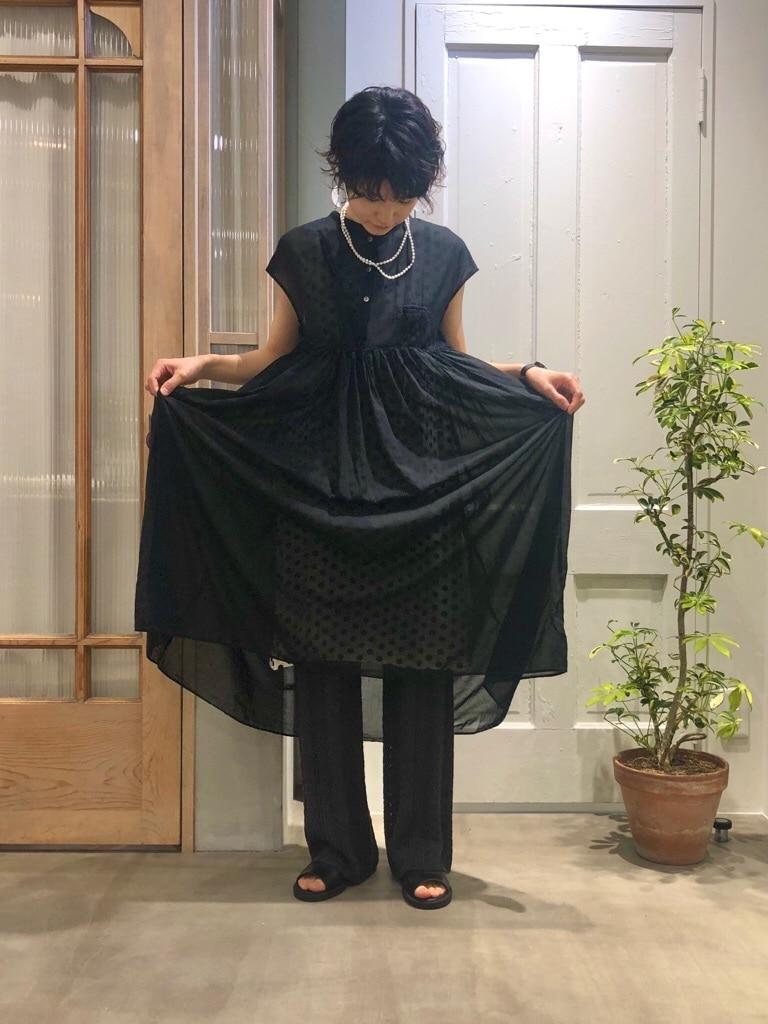 yuni / bulle de savon 京都路面 身長:159cm 2020.06.21