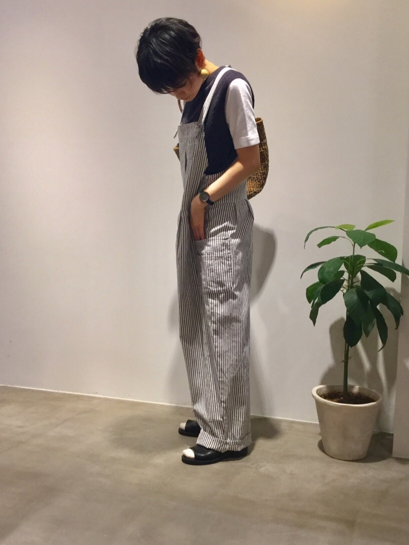 yuni / bulle de savon 京都路面 身長:158cm 2020.04.18