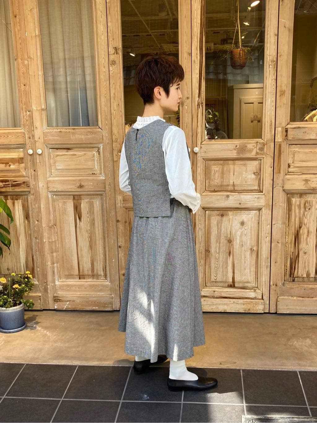 yuni / bulle de savon 京都路面 身長:159cm 2021.02.16