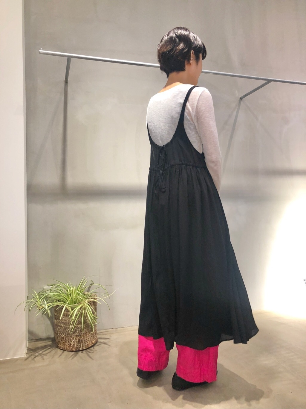 yuni / bulle de savon 京都路面 身長:159cm 2020.07.13