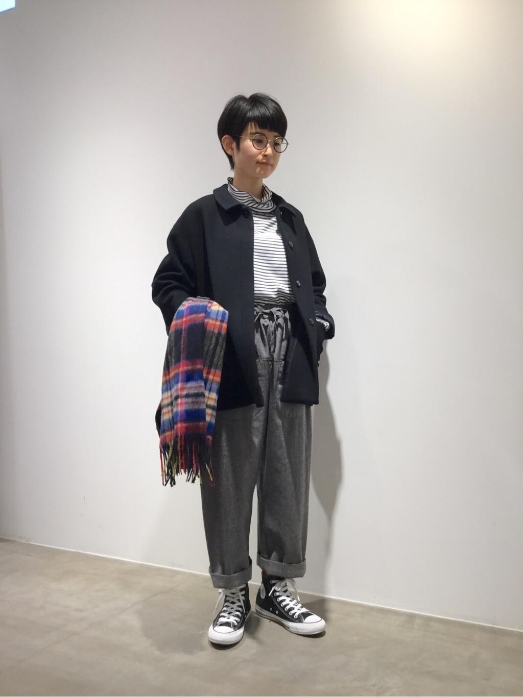 yuni / bulle de savon 京都路面 身長:159cm 2020.10.19