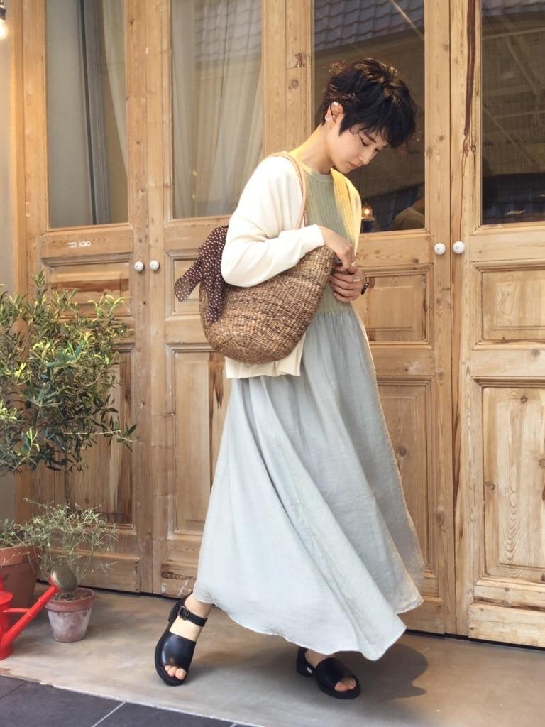 yuni / bulle de savon 京都路面 身長:158cm 2020.05.29