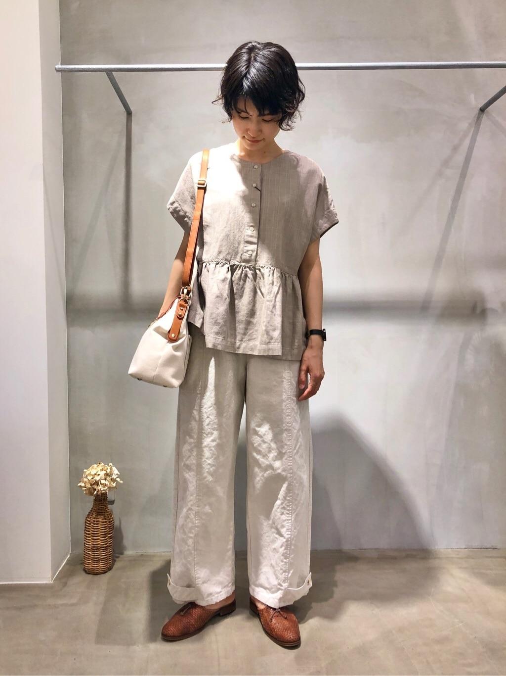 yuni / bulle de savon 京都路面 身長:159cm 2020.08.01