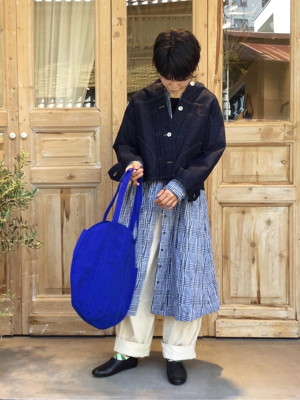 yuni / bulle de savon 京都路面 身長:158cm 2020.04.06