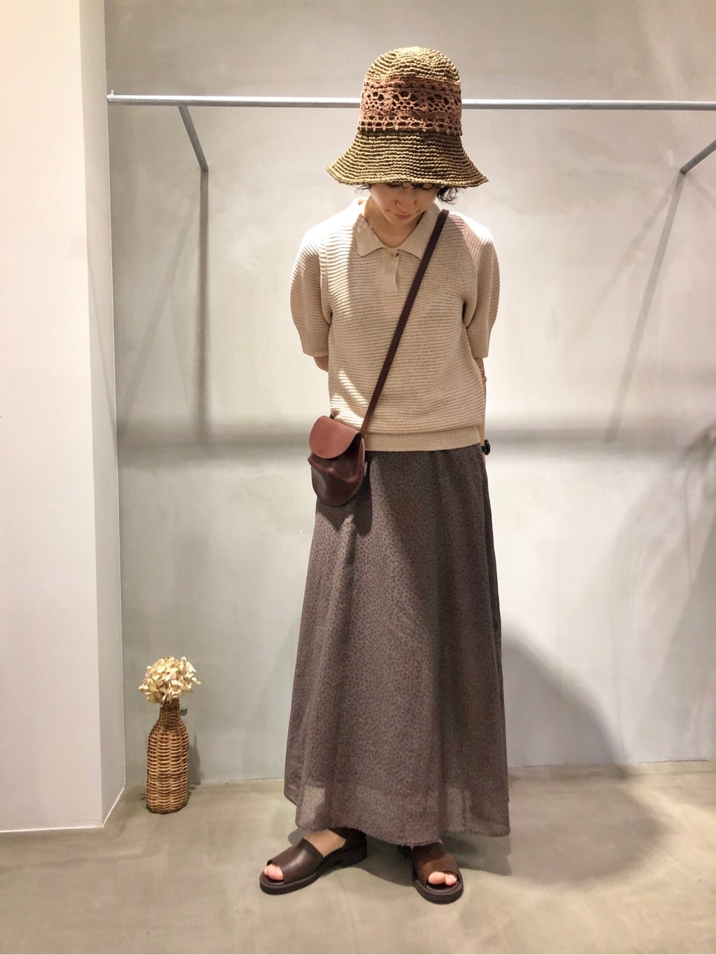 yuni / bulle de savon 京都路面 身長:159cm 2020.07.31