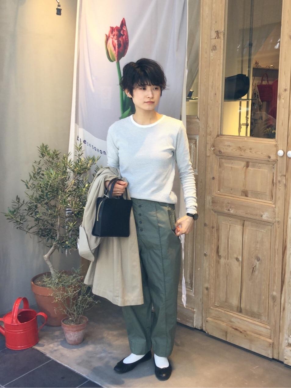 yuni / bulle de savon 京都路面 身長:158cm 2020.03.27