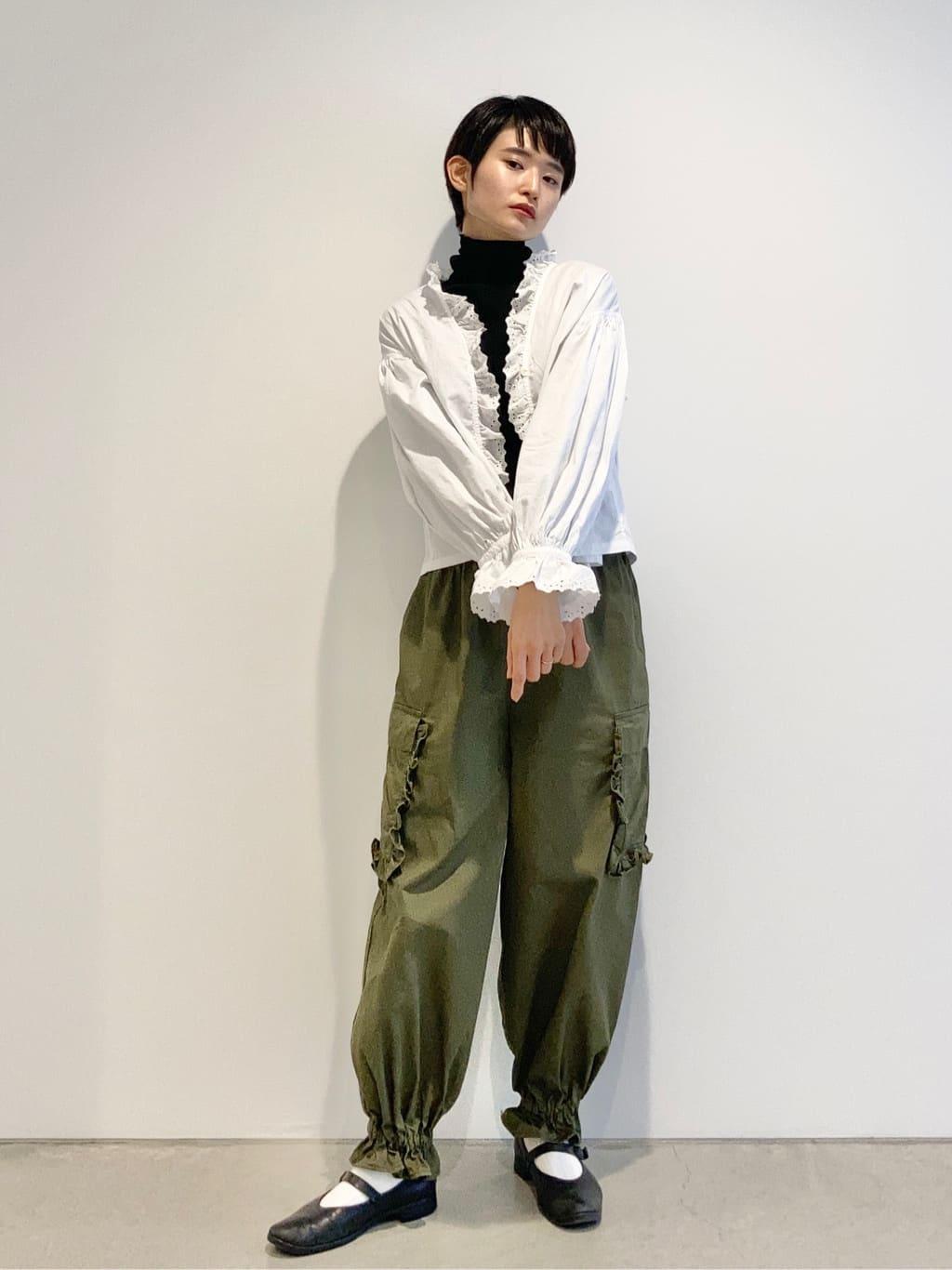FLAT AMB 南堀江 2021.10.19