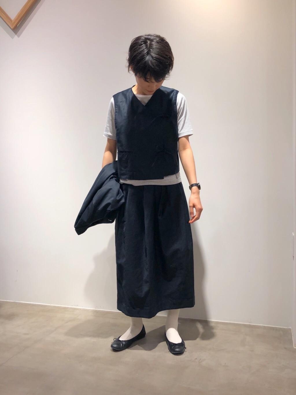 yuni / bulle de savon 京都路面 身長:158cm 2020.05.01