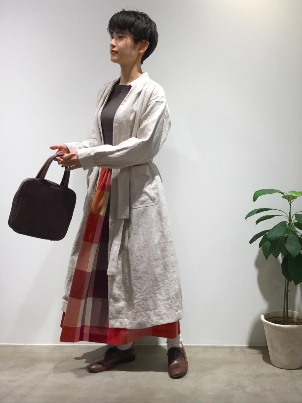 yuni / bulle de savon 京都路面 身長:158cm 2020.04.02