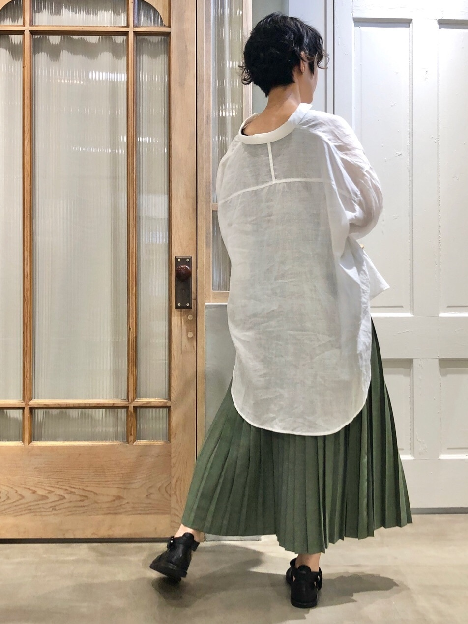 yuni / bulle de savon 京都路面 身長:159cm 2020.07.07