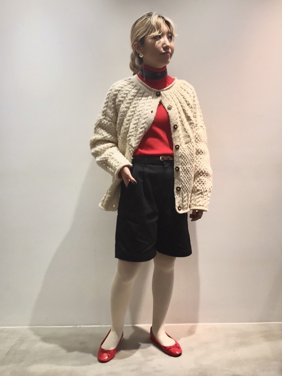 Dot and Stripes CHILD WOMAN ラフォーレ原宿 身長:160cm 2020.10.26