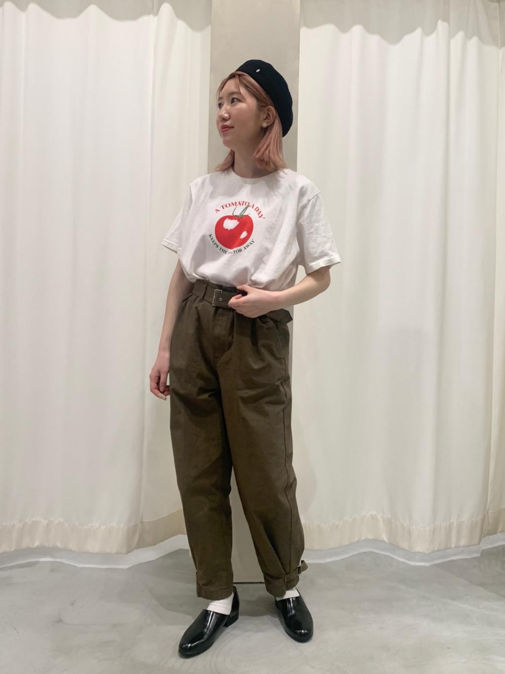CHILD WOMAN , PAR ICI 東京スカイツリータウン・ソラマチ 2021.05.14