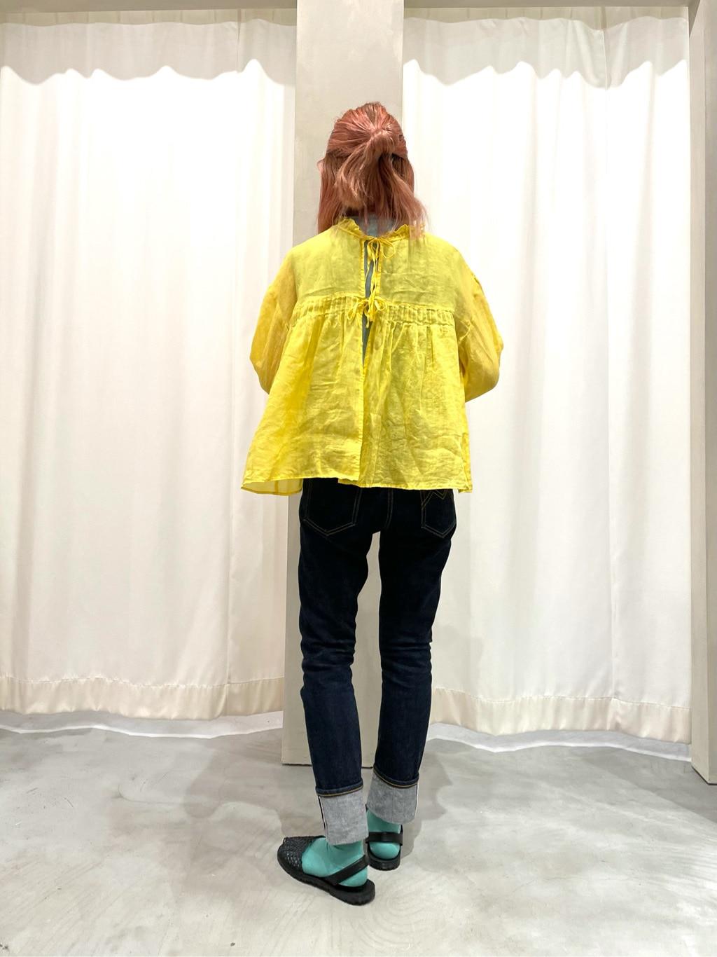 - CHILD WOMAN CHILD WOMAN , PAR ICI 東京スカイツリータウン・ソラマチ 身長:160cm 2021.05.25