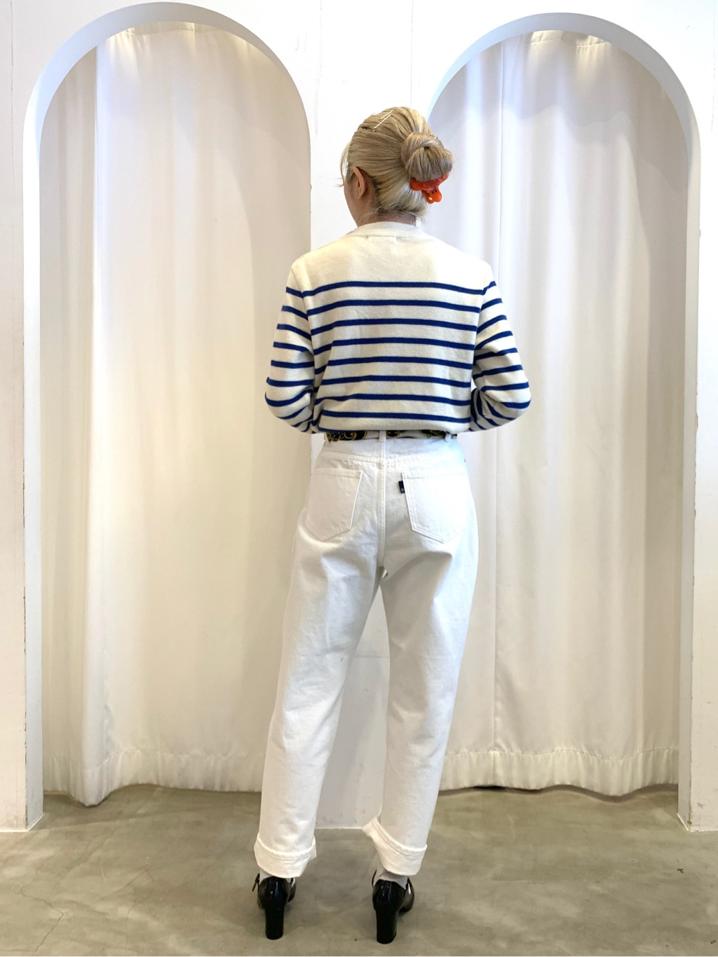 Dot and Stripes CHILD WOMAN ラフォーレ原宿 身長:160cm 2021.01.22