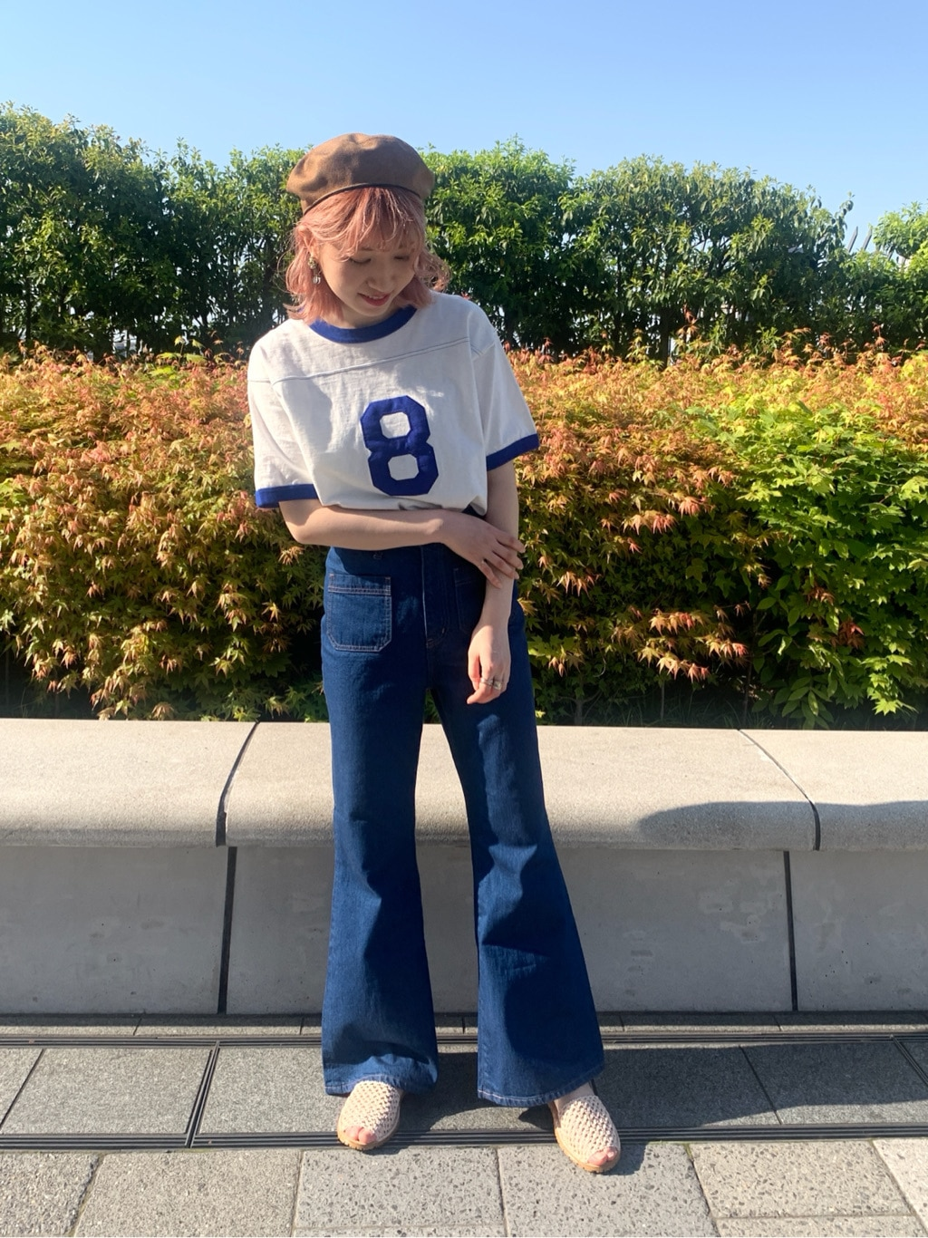CHILD WOMAN , PAR ICI 東京スカイツリータウン・ソラマチ 2021.05.12