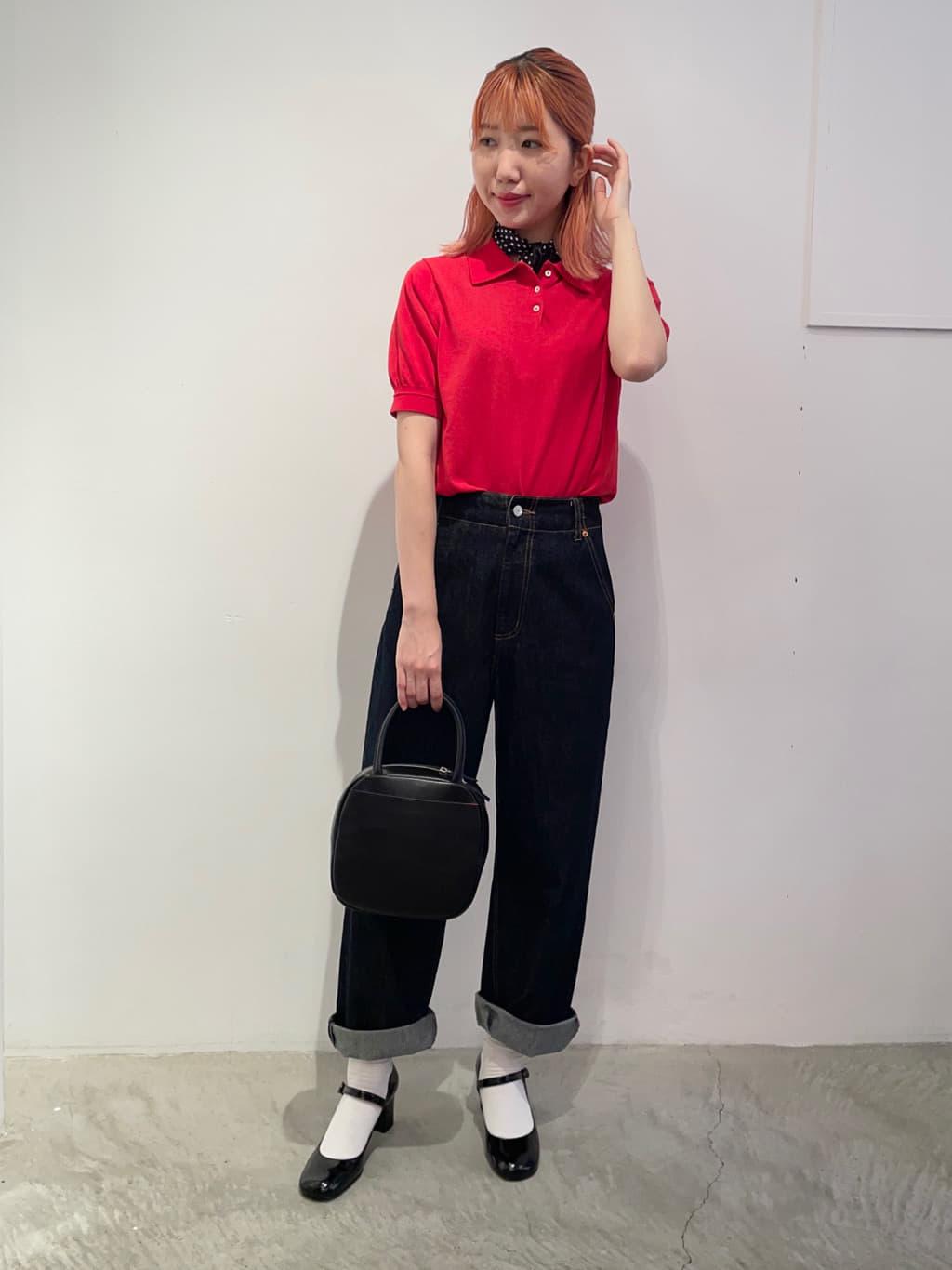- CHILD WOMAN 原宿路面 身長:160cm 2021.08.22