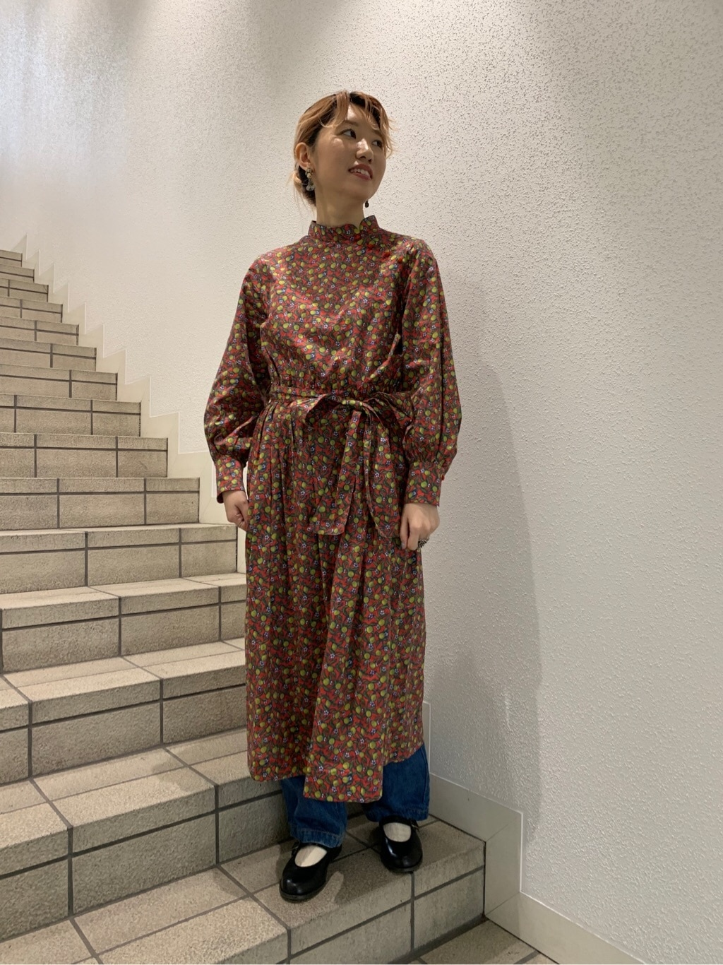 Dot and Stripes CHILD WOMAN 新宿ミロード 身長:160cm 2019.12.12