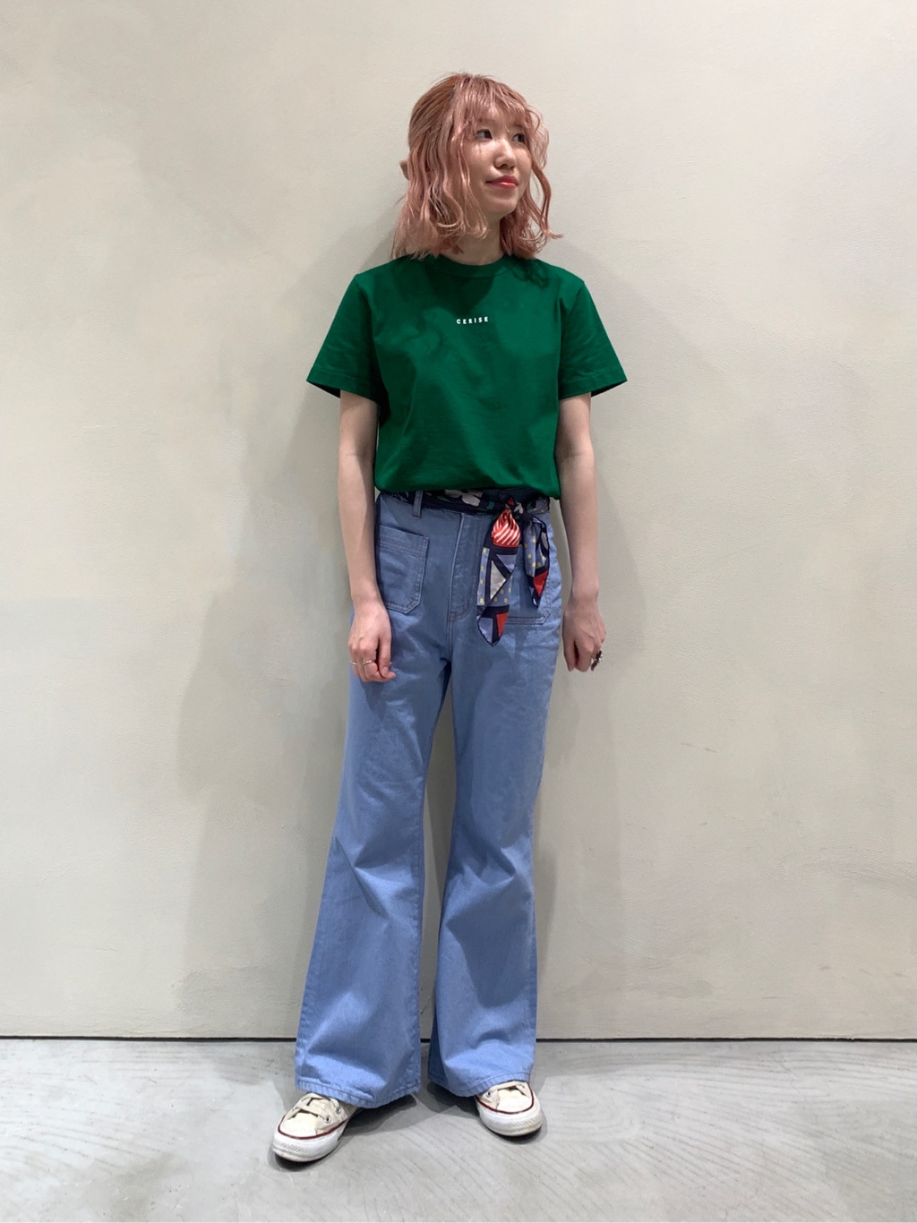 CHILD WOMAN , PAR ICI 東京スカイツリータウン・ソラマチ 2021.05.15