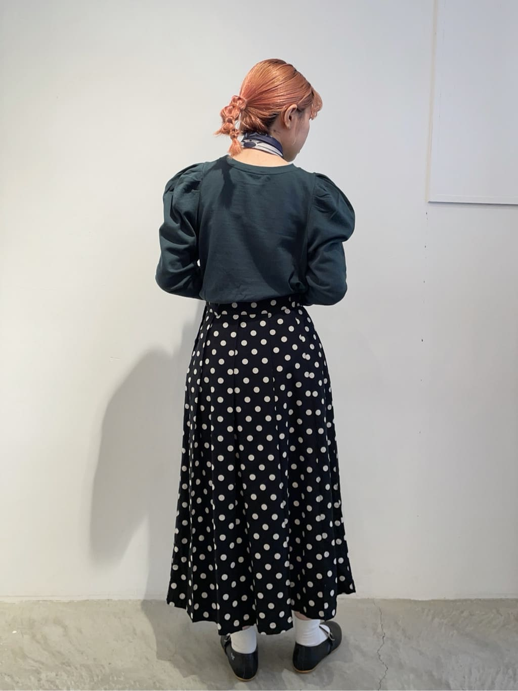 - CHILD WOMAN 原宿路面 身長:160cm 2021.08.31