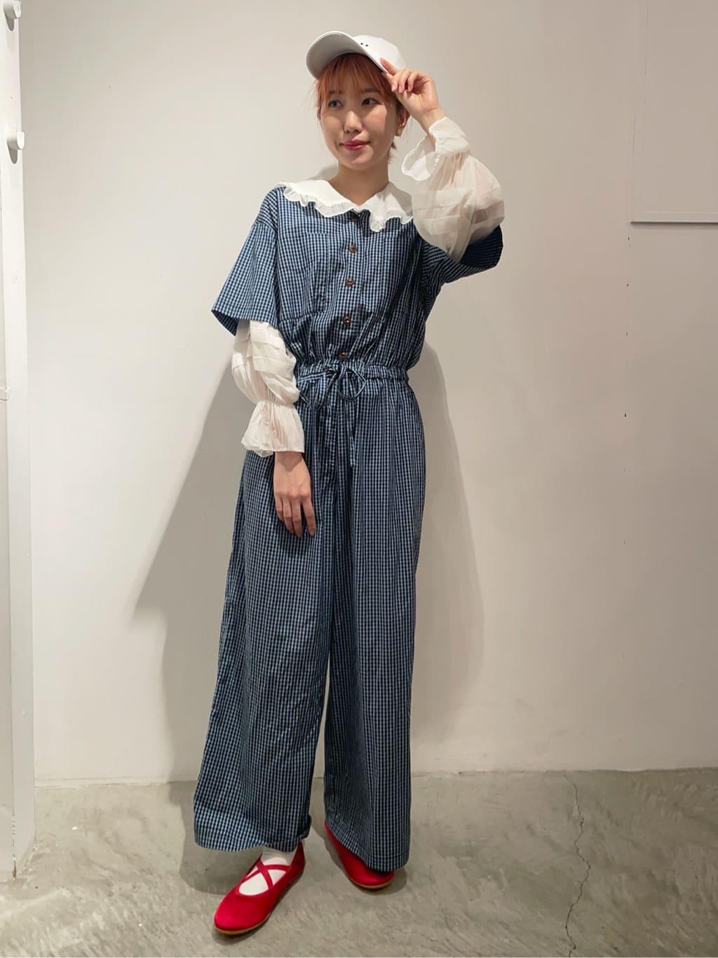 - CHILD WOMAN 原宿路面 身長:160cm 2021.08.27