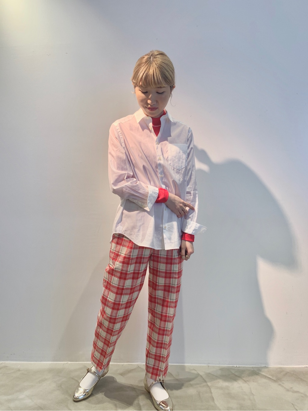 Dot and Stripes CHILD WOMAN ラフォーレ原宿 身長:160cm 2020.04.03