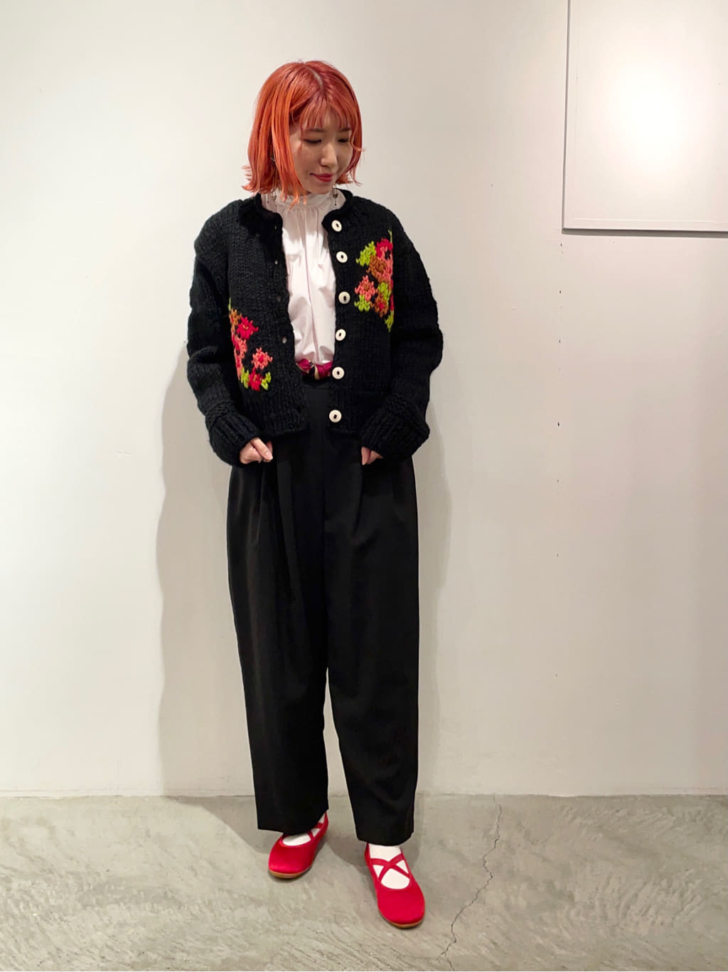 - CHILD WOMAN 原宿路面 身長:160cm 2021.10.14