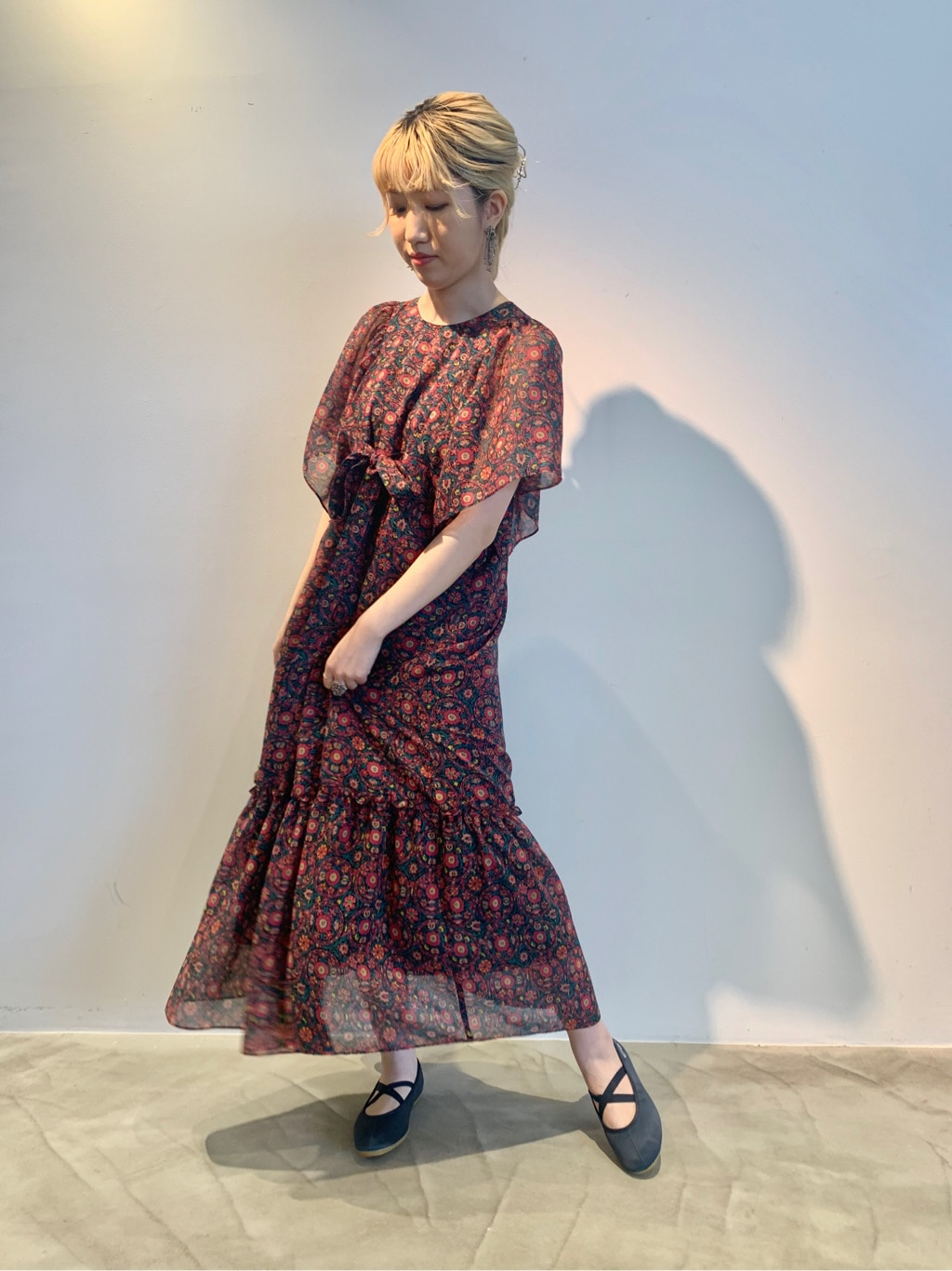 Dot and Stripes CHILD WOMAN ラフォーレ原宿 身長:160cm 2020.08.04