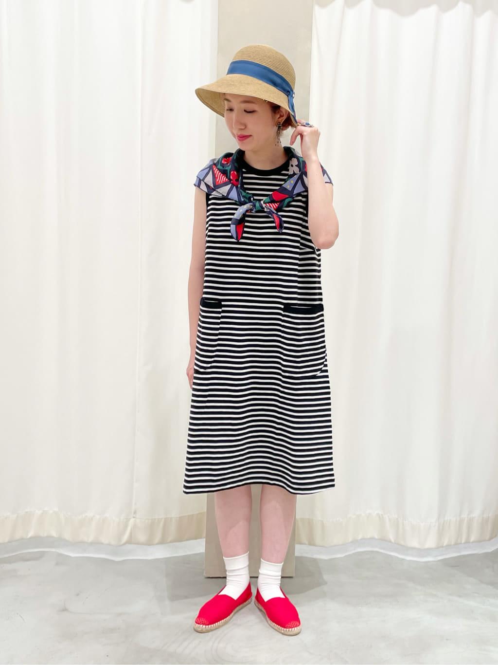 - CHILD WOMAN 原宿路面 身長:160cm 2021.07.29