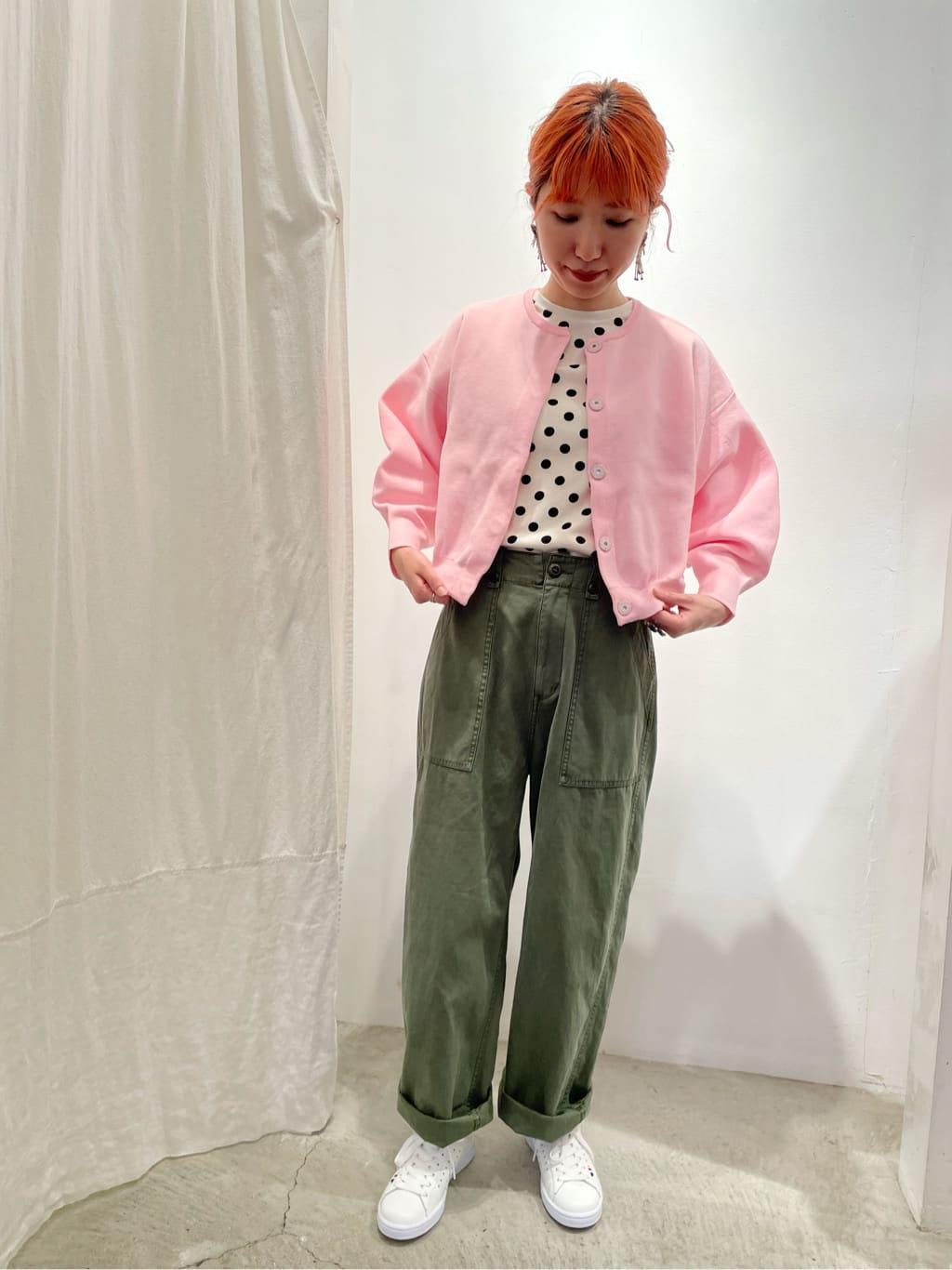 - CHILD WOMAN 原宿路面 身長:160cm 2021.08.19