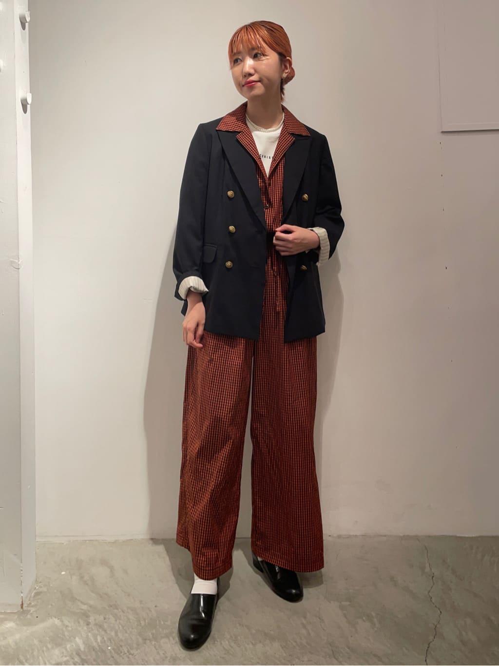 - CHILD WOMAN 原宿路面 身長:160cm 2021.08.25