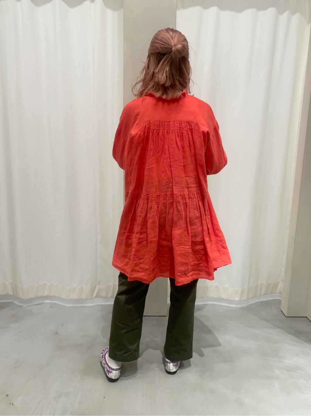 - CHILD WOMAN CHILD WOMAN , PAR ICI 東京スカイツリータウン・ソラマチ 身長:160cm 2021.04.27