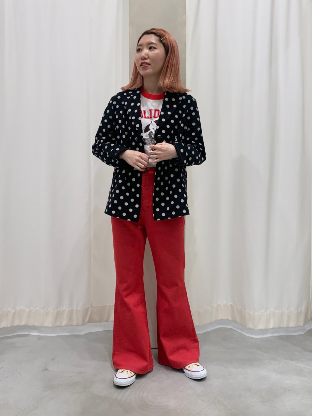 CHILD WOMAN , PAR ICI 東京スカイツリータウン・ソラマチ 2021.05.20