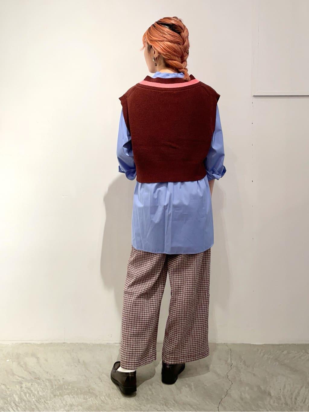 - CHILD WOMAN 原宿路面 身長:160cm 2021.09.09
