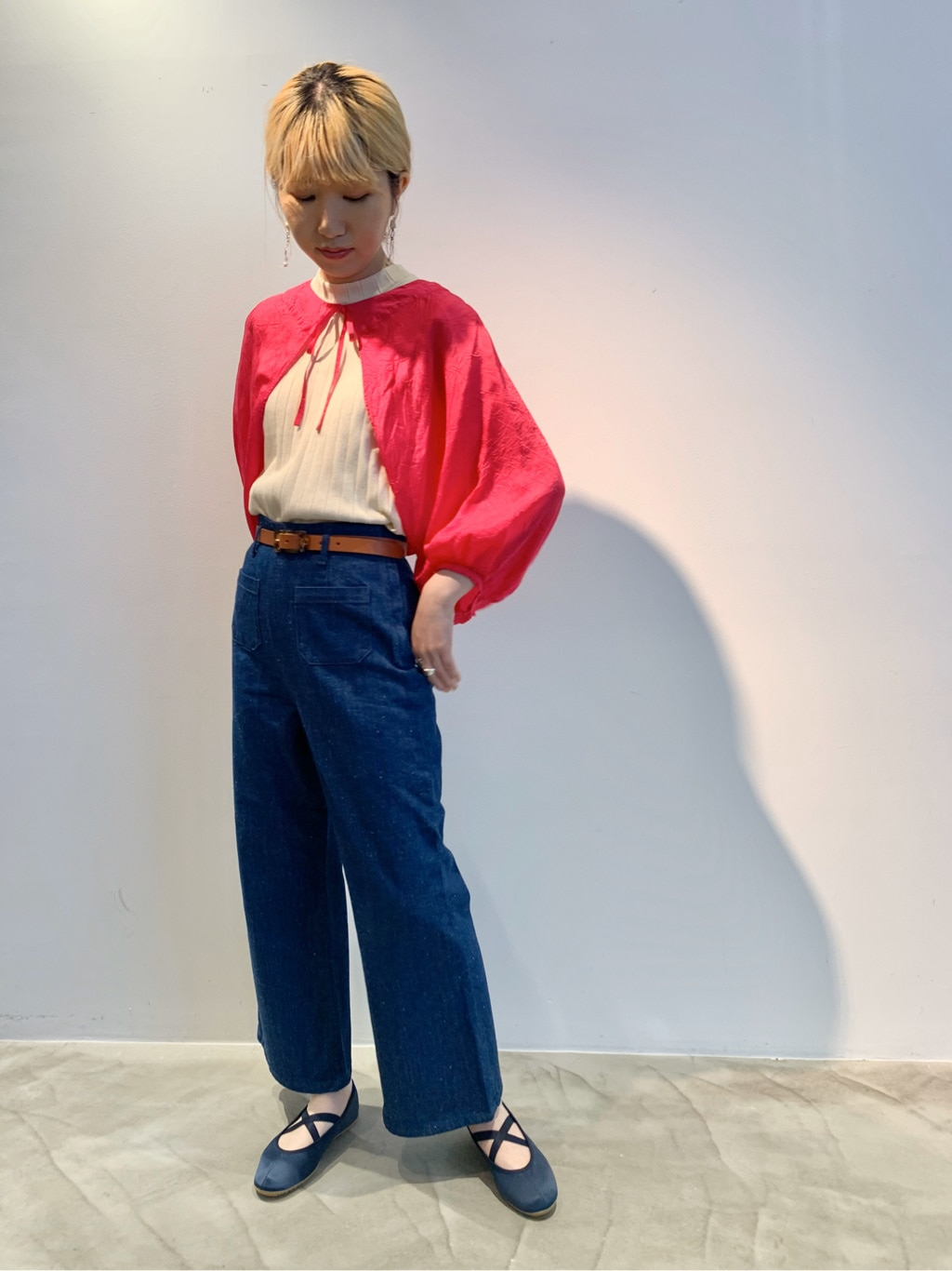 Dot and Stripes CHILD WOMAN ラフォーレ原宿 身長:160cm 2020.08.16