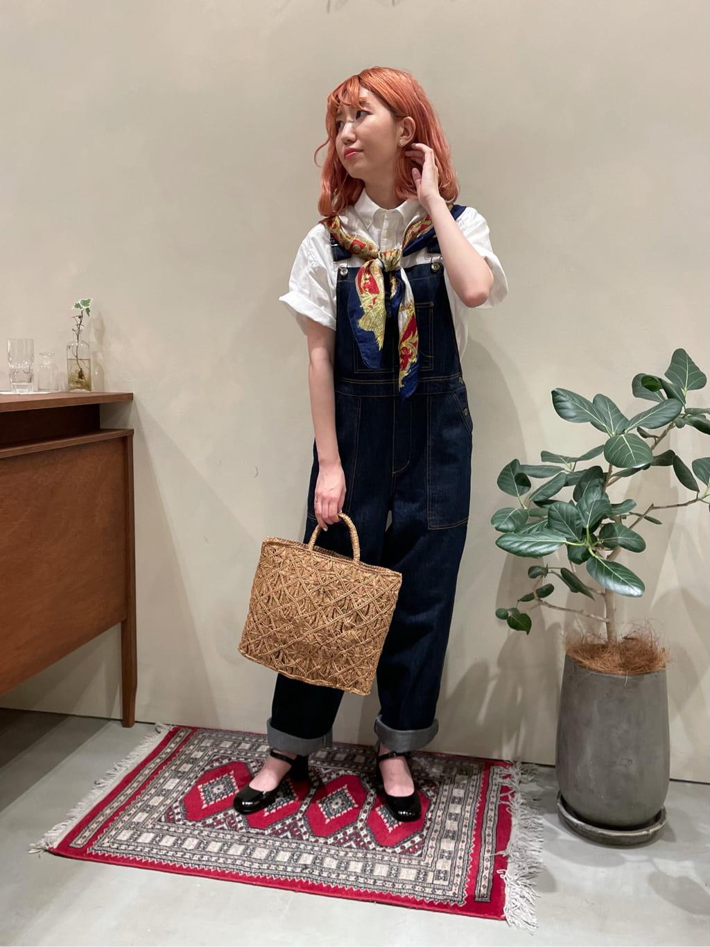 - CHILD WOMAN CHILD WOMAN , PAR ICI 東京スカイツリータウン・ソラマチ 身長:160cm 2021.06.29