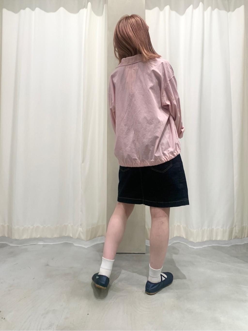 - CHILD WOMAN CHILD WOMAN , PAR ICI 東京スカイツリータウン・ソラマチ 身長:160cm 2021.05.13