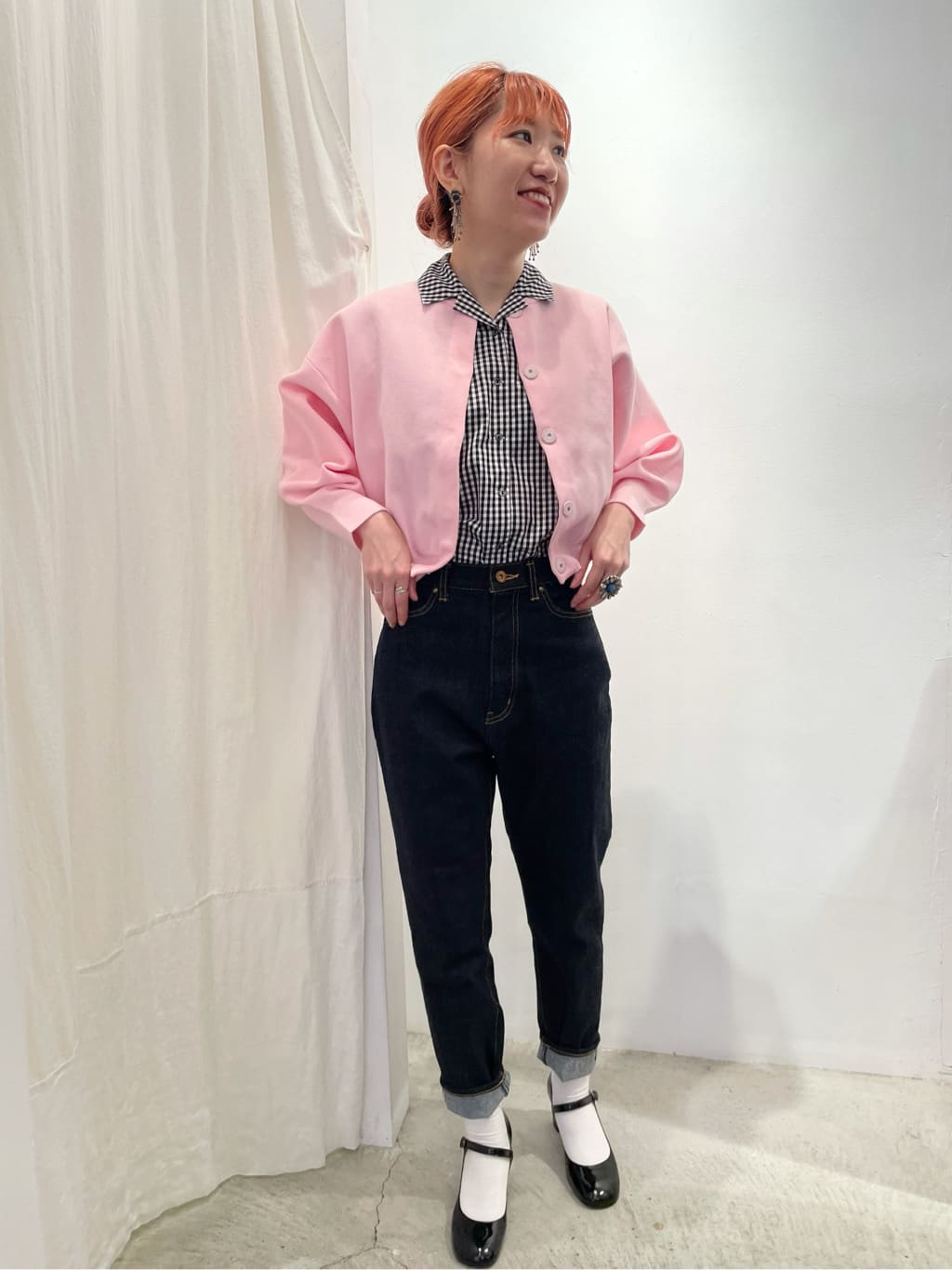 - CHILD WOMAN 原宿路面 身長:160cm 2021.08.18