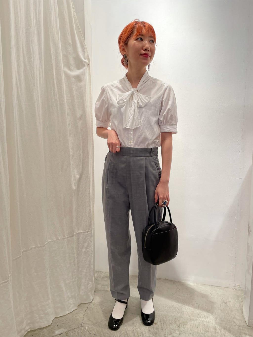 - CHILD WOMAN 原宿路面 身長:160cm 2021.08.21