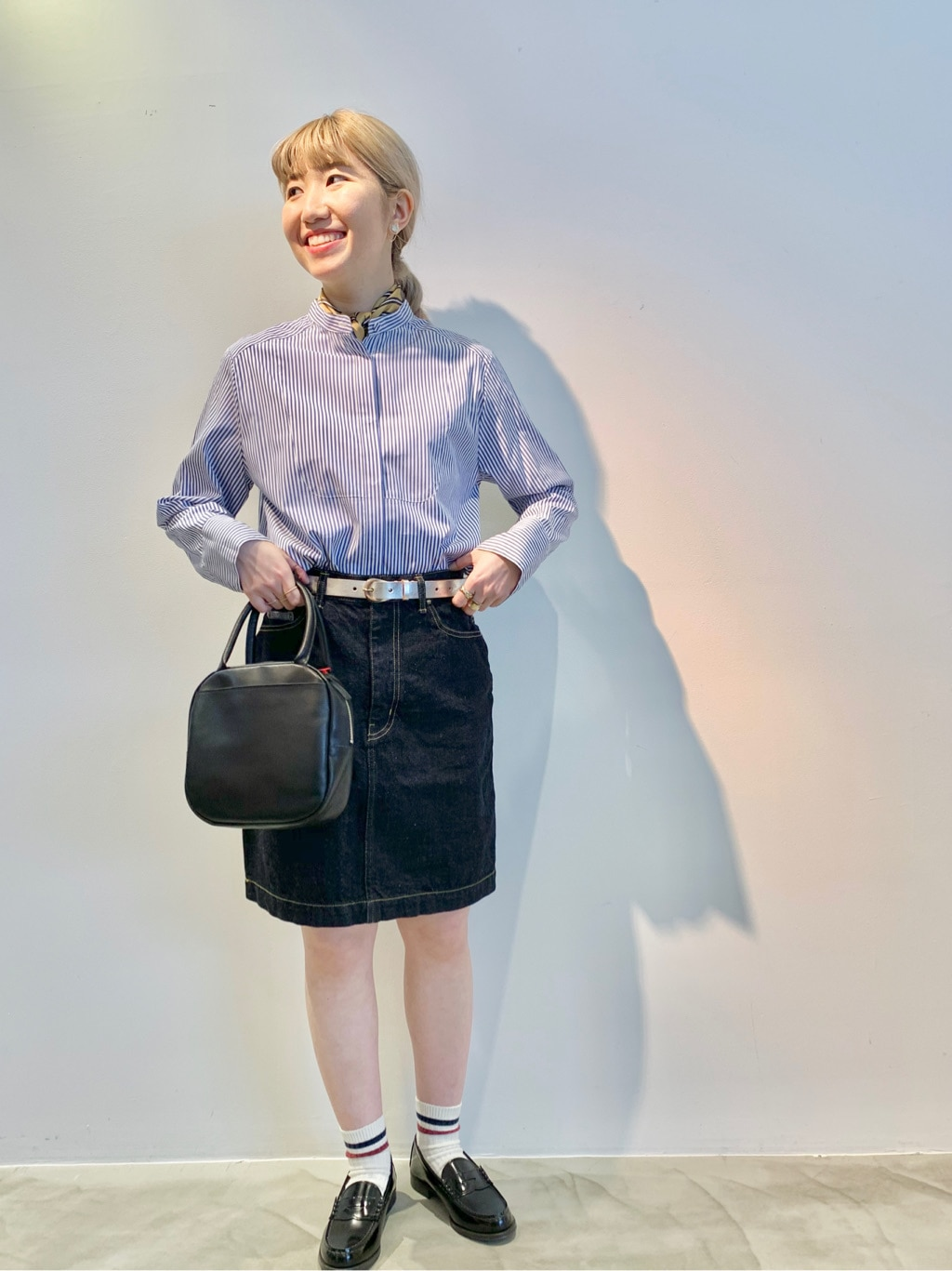 Dot and Stripes CHILD WOMAN ラフォーレ原宿 身長:160cm 2020.04.01