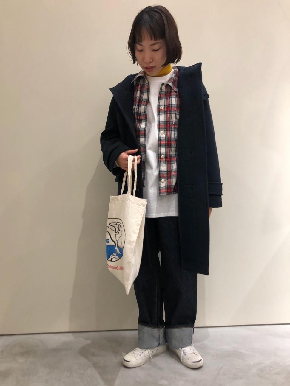ルミネ新宿 2020.12.22