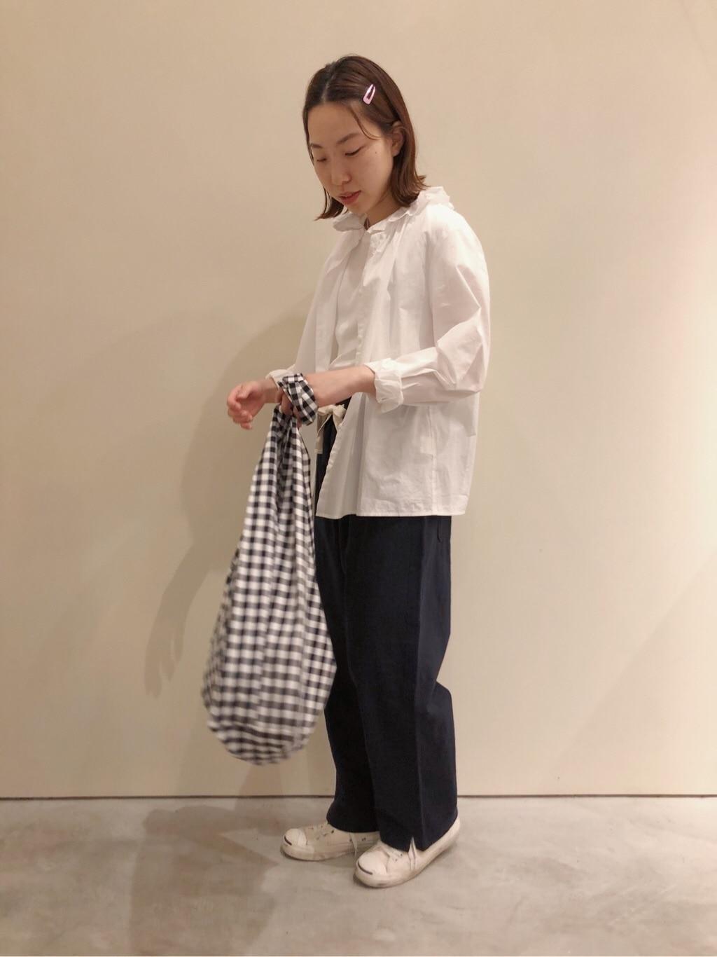 - CHILD WOMAN CHILD WOMAN , PAR ICI 新宿ミロード 身長:159cm 2021.05.06