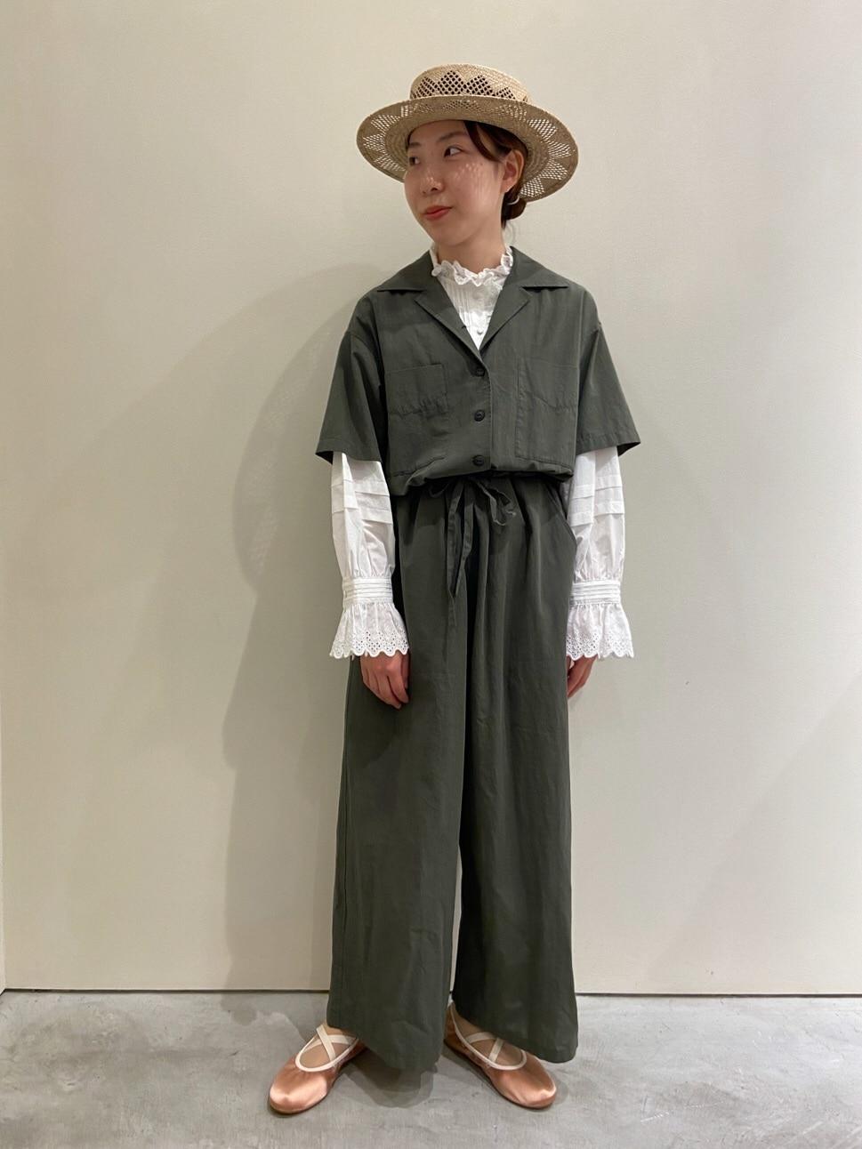 - CHILD WOMAN CHILD WOMAN , PAR ICI 新宿ミロード 身長:159cm 2021.05.11