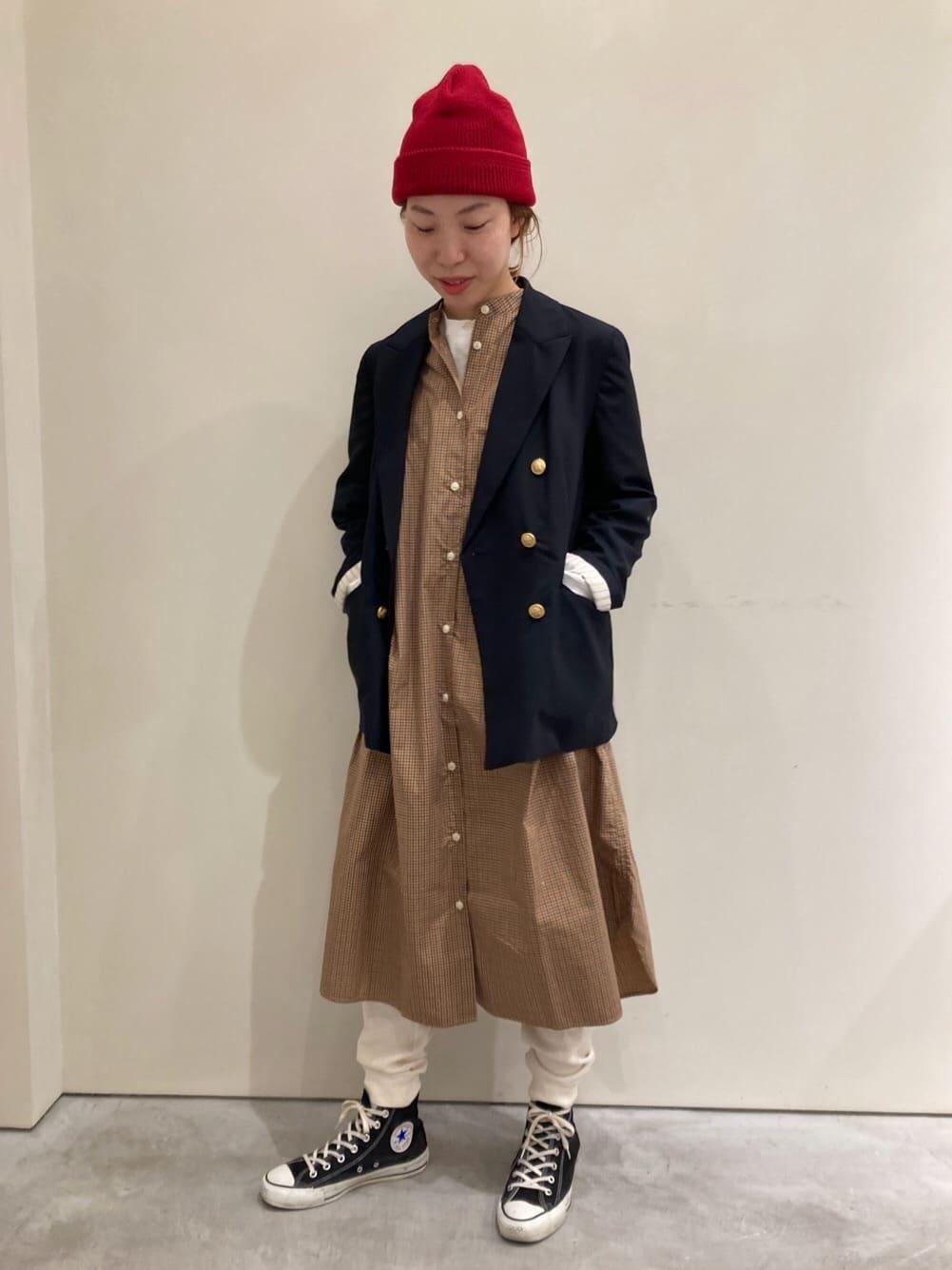 - CHILD WOMAN CHILD WOMAN , PAR ICI 新宿ミロード 身長:159cm 2021.09.14